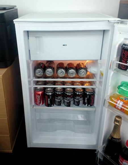 Zure's fridge 2012