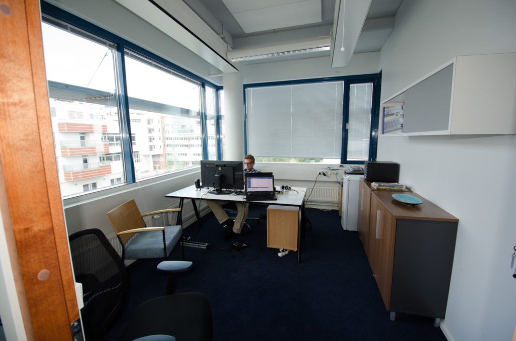 Zure's second office 2012