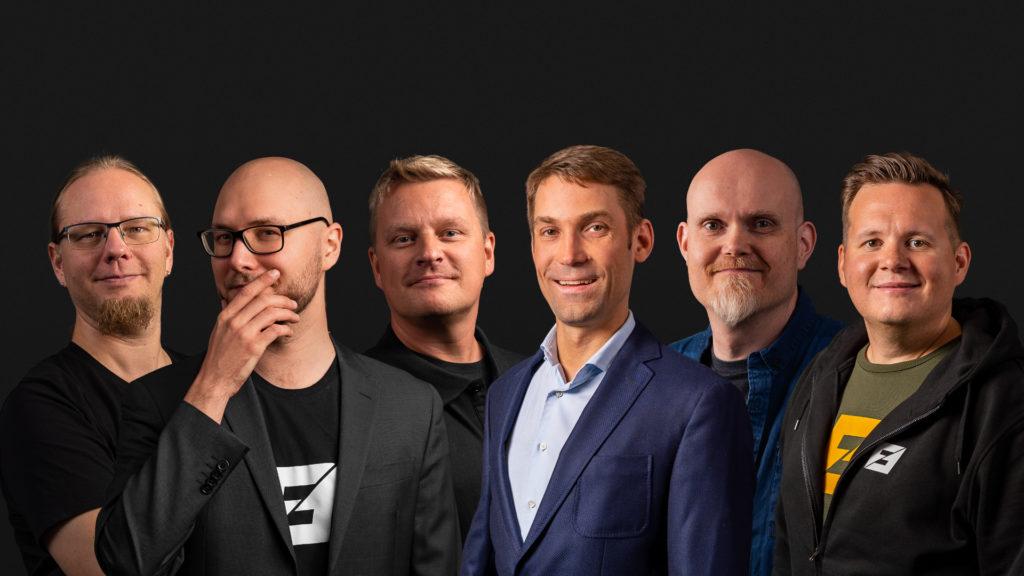 Zure Advisory 2019 - Jaakko Nikko, Karl Ots, Okko Oulasvirta, Aleksi Autere, Ari Ijäs, Olli Kari