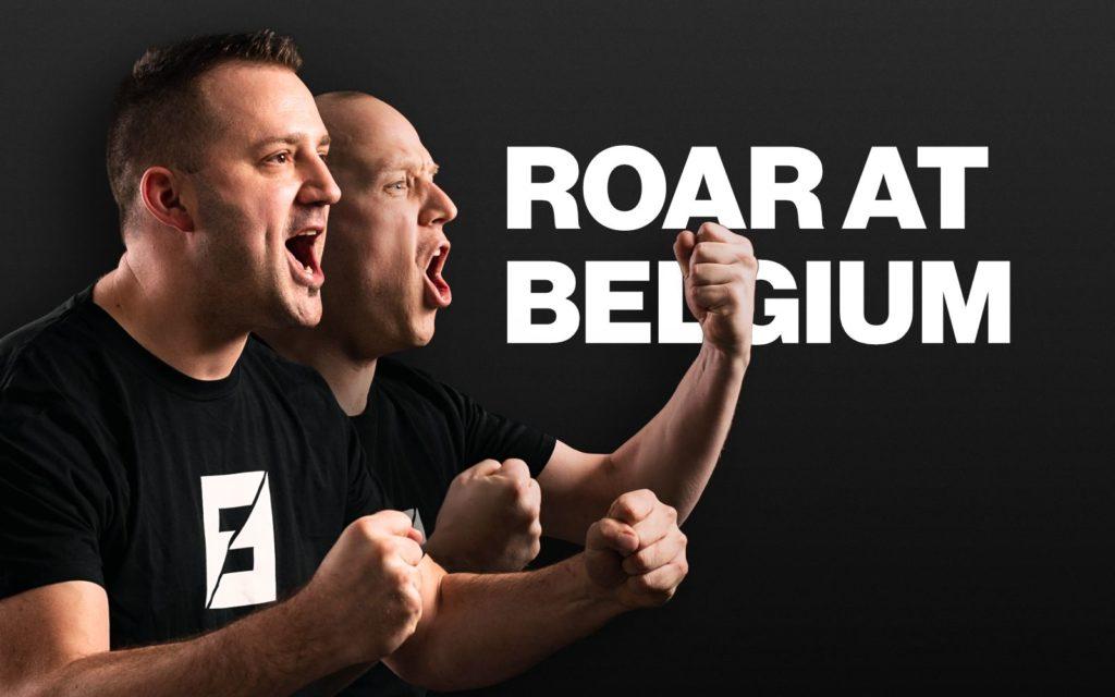 Zure - Roar at Belgium