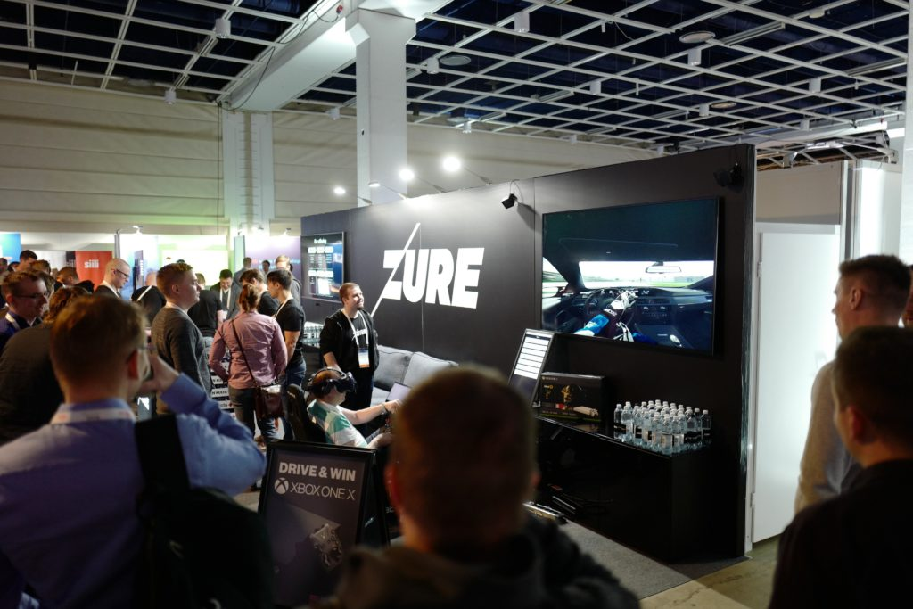 Zure at Techdays Finland 2019