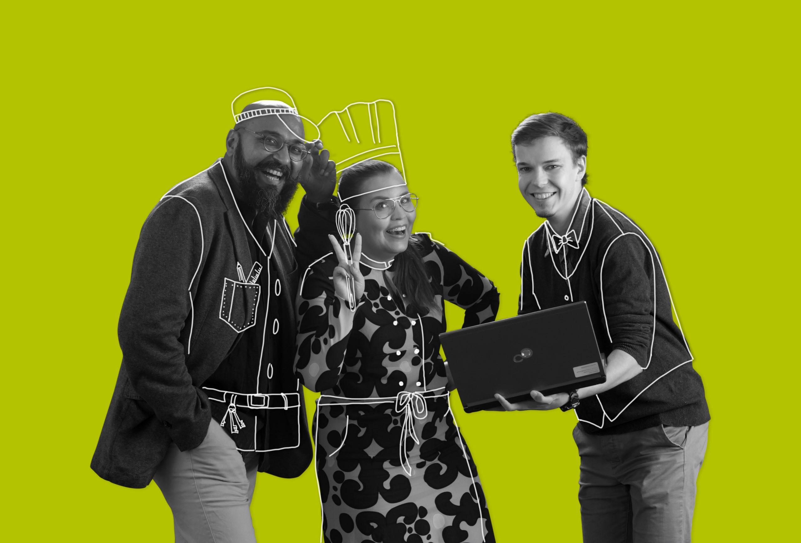 Seure – A renewal of digital services