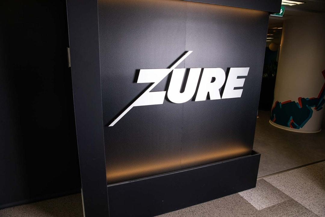 Zure logo