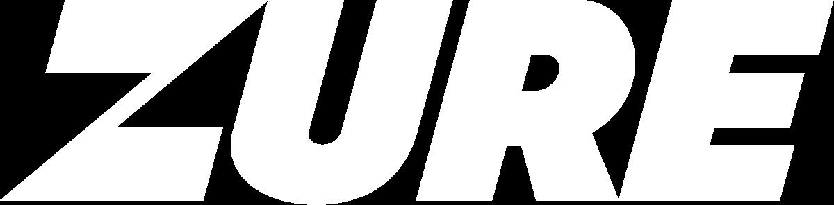 Zure logo white RGB